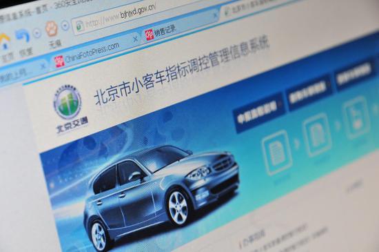 北京就无车家庭增发2万个新能源小客车指标进行问题解答