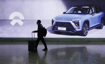 蔚来汽车2020年7月交付新车3533台,同比增长322.1%