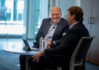 吉姆法利将于今年10月起接替韩恺特出任福特新任总裁兼CEO