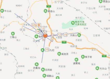 剛剛,四川宜賓又地震了!四川宜賓3.9級地震