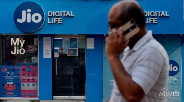 印度电信公司RelianceJio宣布自研5G系统,老板财富超马云