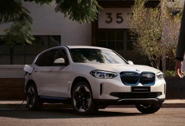 宝马集团2020年上半年电动车销量同比增长3.4%,达61652辆