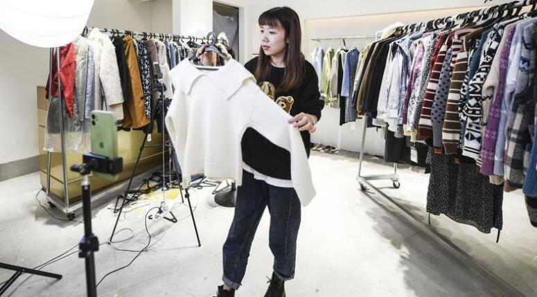 服装直播行业的未来:整个服装产业链都要升级