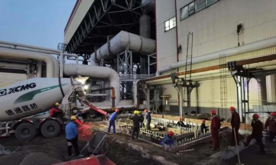 我国首例电力行业电动给水泵不停机变频器改造工程正式完工