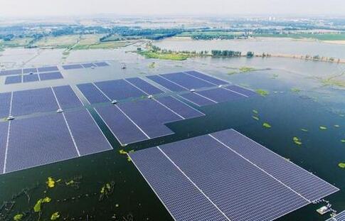 浮式太阳能发电,还有十分巨大的发展潜力