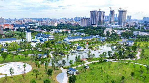 广州建设地埋式污水处理厂 打造新型环保基础设施