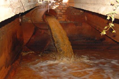 矿井废水处理工艺流程及结构参数详解