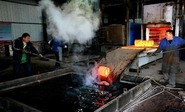 西南铝铝合金带材热处理工艺获国家专利,铝合金铸件T6热处理工艺程序