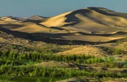 我国沙地沙漠生态修复治理取得显著成效,沙化土地面积连续3期呈缩减态势