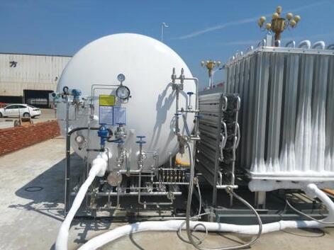 LNG这种比石油更便宜的超冷燃料,将推动LNG成为船用燃料