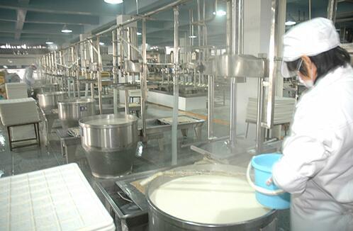近年来豆制品机械设备不断被推广,为豆制品行业发展注入活力