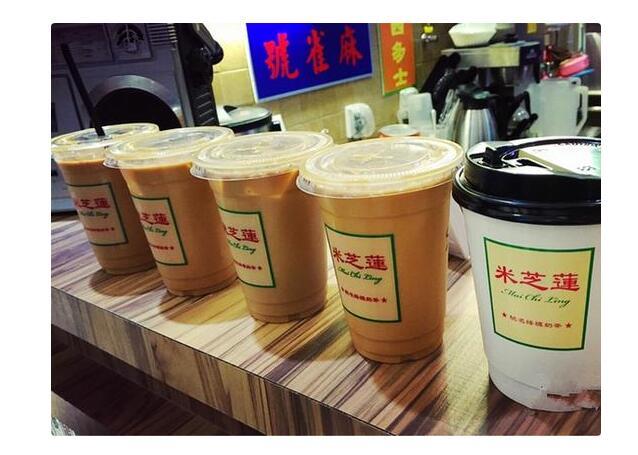 从米芝莲看港式奶茶的兴衰史