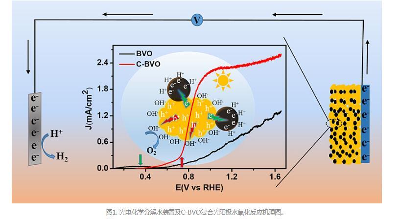山东大学研究发现储存电荷可帮助太阳能转化为氢能