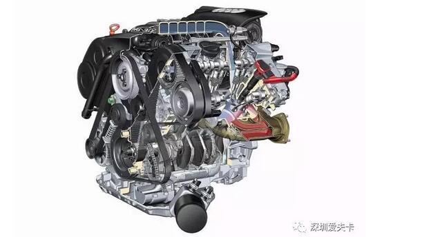 汽车的发动机工作原理,发动机的组成结构