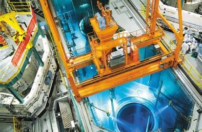 走進中國核動力研究設計院 探秘中國核電技術之源
