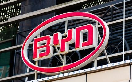 比亚迪拟在韩国购买公交车制造厂,诣在销售电动巴士、卡车和乘用车