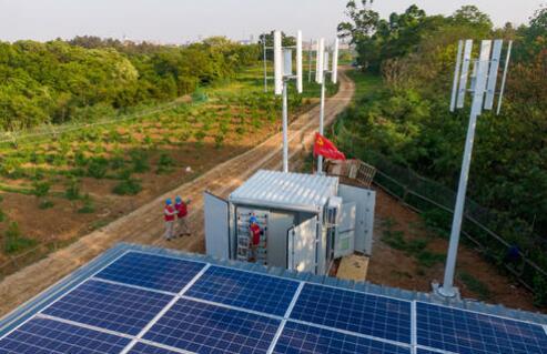 南京首個增量配電網試點項目在江北新區取得新成效