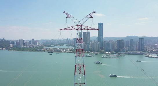 國網廈門供電:加快電網發展,為現代化國際化城市賦能