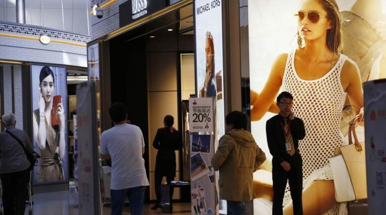 中国的奢侈品牌在哪里--被抢占的中国机场