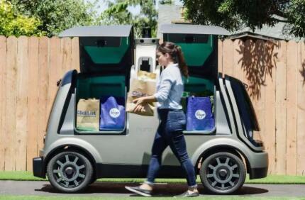 自動駕駛汽車Nuro完成5億美元C輪融資,由T.Rowe Price Associates,Inc.