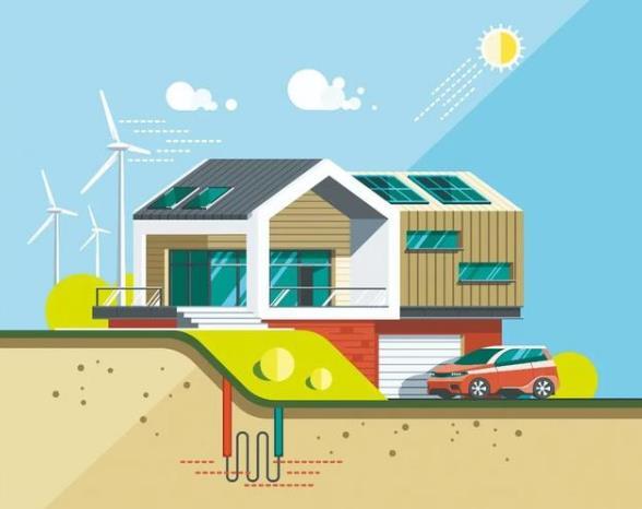 可再生能源可再生能源供暖目標實際完成率僅剛剛過半 供暖市場寒意濃