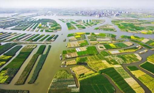 治理淮河70年效果显著,面貌发生彻底的改变