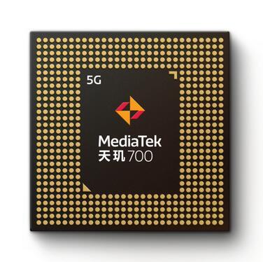 聯發科推出最新5G芯片天璣700,將5G帶入大眾市場