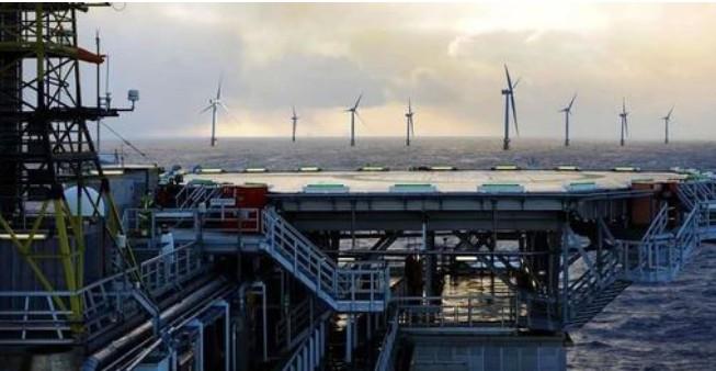 全球最大漂浮式海上風場建設已開工,國內第一批平價風電項現狀