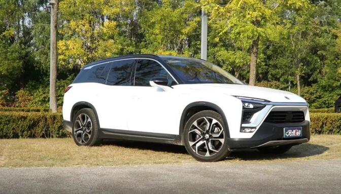中大型純電SUV:蔚來ES8和奧迪e-tron的不同之處