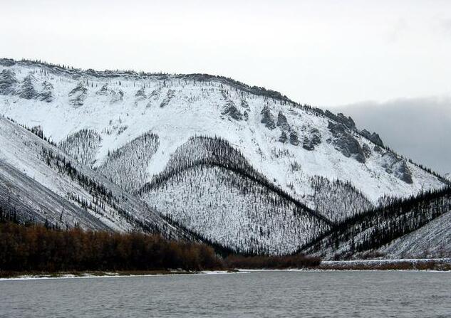 加拿大育空河:這條河流蘊含著高含量黃金,開采百年不減反增