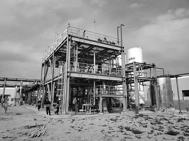 """液態陽光成為綠氫產業發展的""""橋梁"""""""