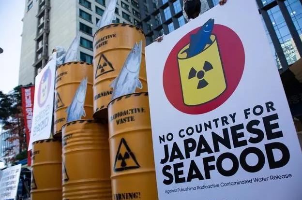 """""""定時炸彈""""日本福島核廢水 若入海220天可抵達韓國"""