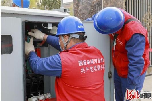 變壓器擴容,保障聯合村民用電,不停電增容施工已實現!