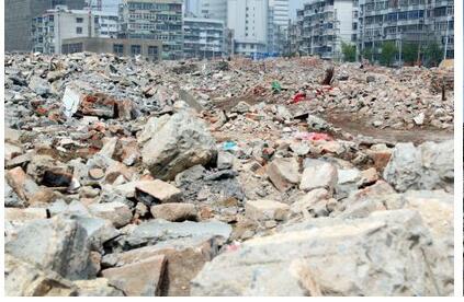 建筑垃圾看出市場規模,建筑垃圾資源化利用行業展望