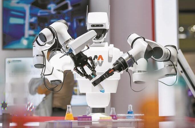 """服務型機器人:分體機器人打通物流""""最后一百米"""""""