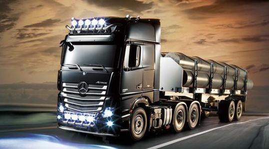 ?戴姆勒與北汽福田計劃投資27.5億元,首次在中國生產Actros重型卡車