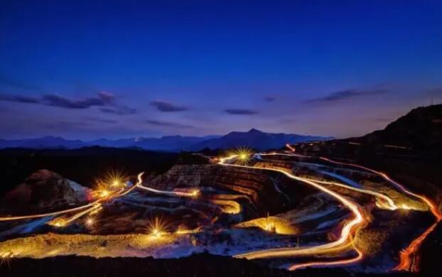 德興銅礦:中國最大在產銅礦