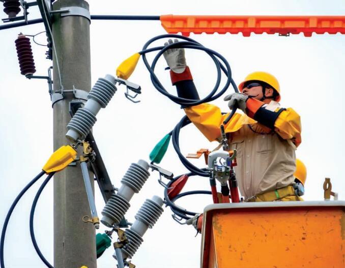 苏州供电公司为苏州地区常态化开展20千伏不停电作业拉开了帷幕