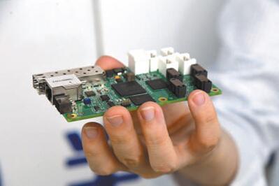 中關村:高新技術產業正在向市場化方向前進