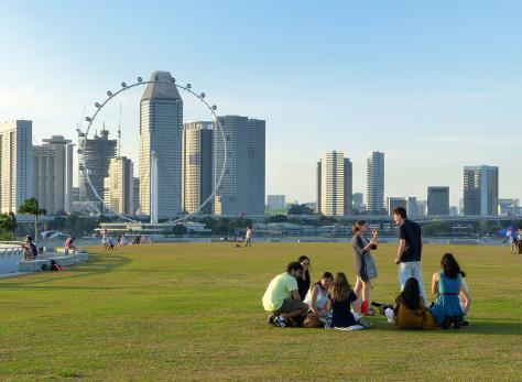 2020年最適合留學的國家不再是美國與英國,而是新加坡