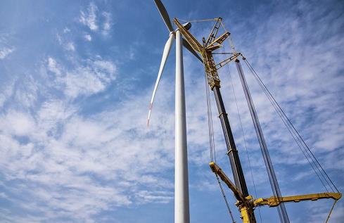 """风电吊车""""三巨头""""之一:徐工集团的硬实力"""