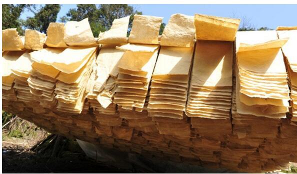 走近陕北古法造纸术:六七十道工序,不仅是体力活,更是一种手工技艺