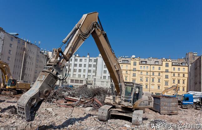 带你了解建筑混凝土基坑静态爆破拆除施工