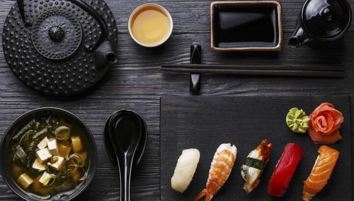 日本的饮食文化,料理体现的内涵