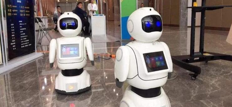 碧桂园旗下的9款智博机器人,你了解多少