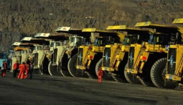 """平朔安太堡露天煤矿是""""最大""""的露天煤炭,可供开采200年"""