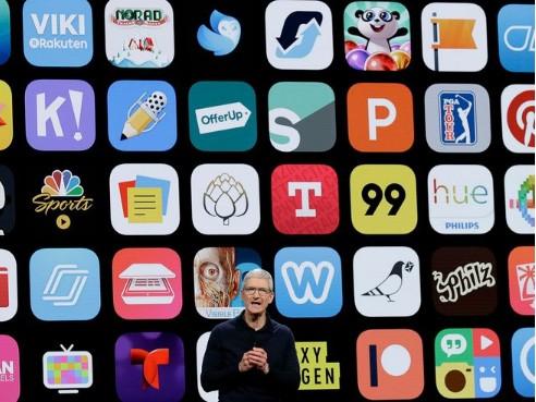 App Store佣惠及98%开发者,对小开发者佣金率降至15%