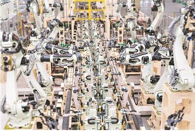 广州机器人制造:从一技之长走到遍地开花,这是广州制造业的发展之路