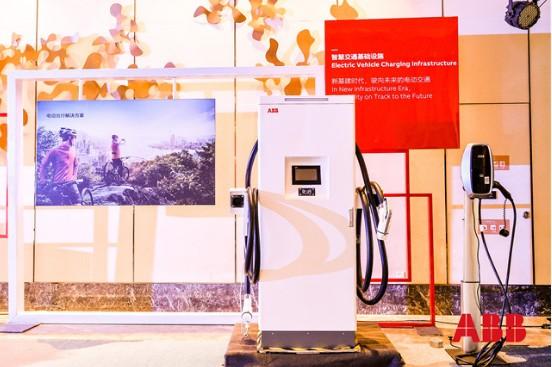 ABB打造绿色智能的充电生态,并推出SoliMold中压电缆附件