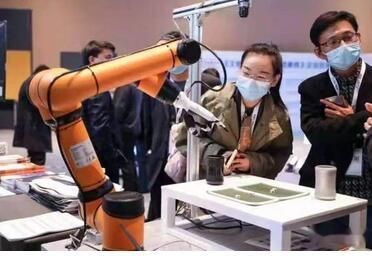 2020年中国机器人产业发展大会,龙头企业加速集聚,创新成果不断涌现